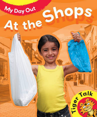My Day Out at the Shops by Leon Read