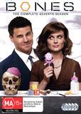 Bones - The Complete Seventh Season on DVD