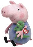 TY Beanie - George Pig (Large)