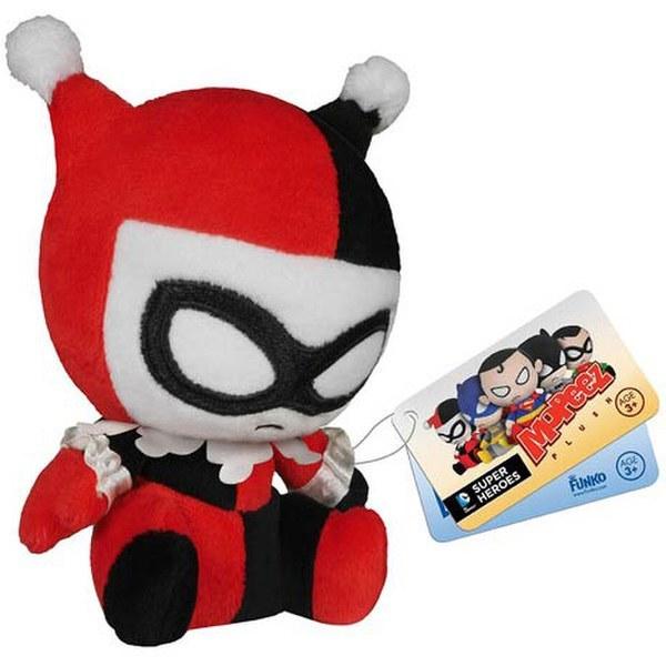 DC Comics Mopeez Plush - Harley Quinn
