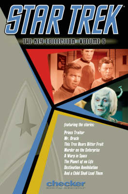 Star Trek: The Key Collection v. 6 by Al McWilliams image