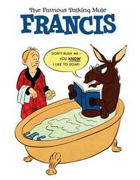 Francis, the Famous Talking Mule (Dell Comic Reprint) by Dell Comics