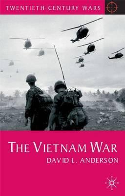 The Vietnam War by David L. Anderson image