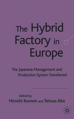 The Hybrid Factory in Europe