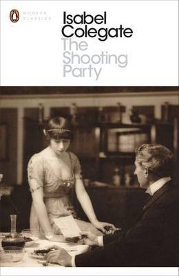 The Shooting Party by Isabel Colegate image