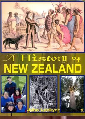 New Zealand - a Short History by John Lockyer image