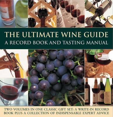 The Ultimate Wine Guide by Jane Hughes image
