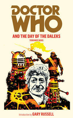 Doctor Who and the Day of the Daleks by Terrance Dicks image