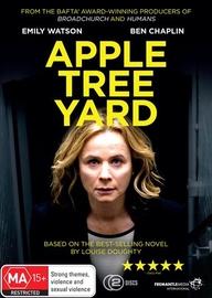 Apple Tree Yard on DVD