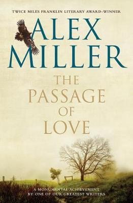 The Passage of Love by Alex Miller image