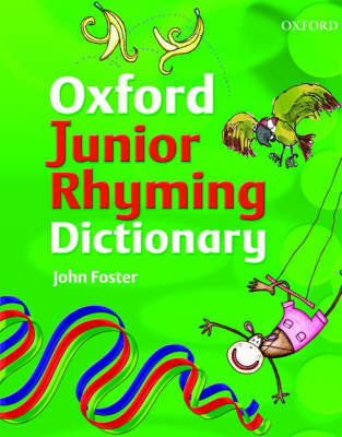 JUNIOR RHYMING DICTIONARY image