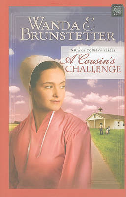 A Cousin's Challenge by Wanda E Brunstetter image