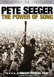 Pete Seeger: The Power Of Song DVD image