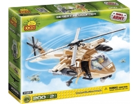 Cobi: Small Army - Desert Helicopter