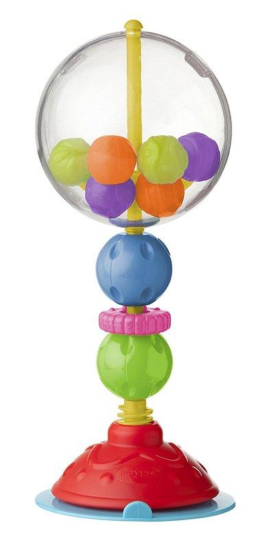 Ball Bopper High Chair Toy