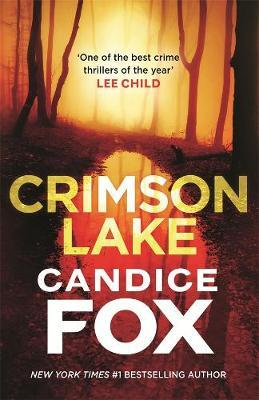 Crimson Lake by Candice Fox image