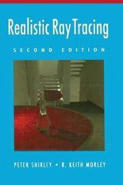 Realistic Ray Tracing, Second Edition by Peter Shirley image