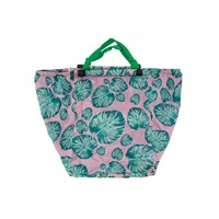Annabel Trends Trolley Bag - Monsteria Pink