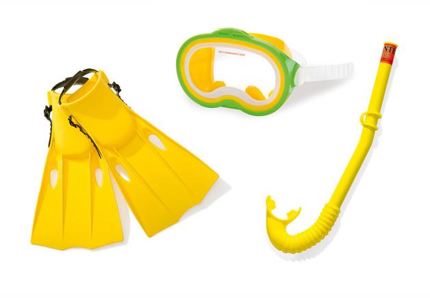 Intex: Master Class Swim Set