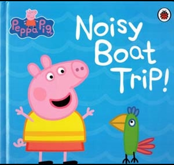 Peppa's Noisy Boat