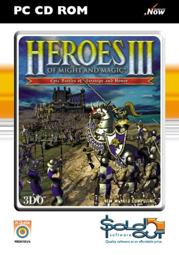 Heroes of Might and Magic III for PC Games image