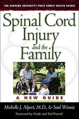 Spinal Cord Injury and the Family by Michelle J. Alpert, M.D. image