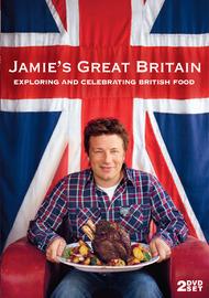 Jamie's Great Britain - Season 1 on DVD