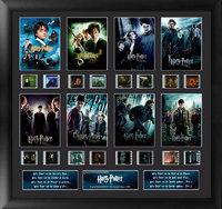 FilmCells: Montage Frame - Harry Potter (Film Series - UK) image