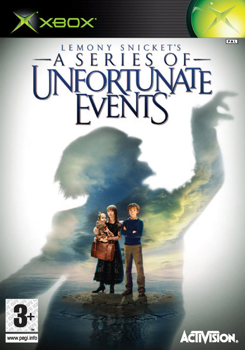 Lemony Snicket's A Series of Unfortunate Events for Xbox