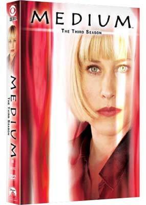 Medium - Complete Season 3 (6 Disc Set) on DVD