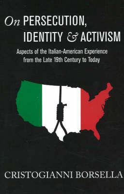 On Persecution, Identity & Activism by Cristogianni Borsella