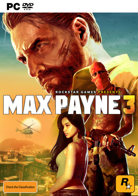 Max Payne 3 for PC Games