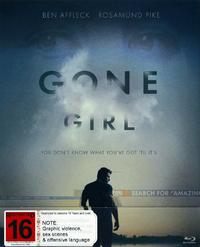 Gone Girl on Blu-ray