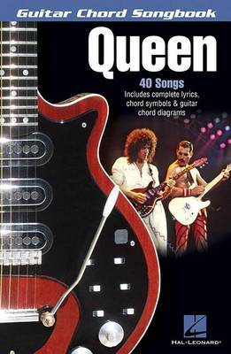 Guitar Chord Songbook by Queen