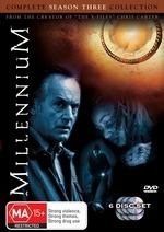 Millennium - Complete Season 3 Collection (6 Disc Set) on DVD