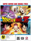 Dragon Ball Z: Super Saiyan God Double Pack on Blu-ray