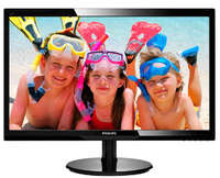 "24"" Philips V Line - SmartControl Lite LCD monitor"