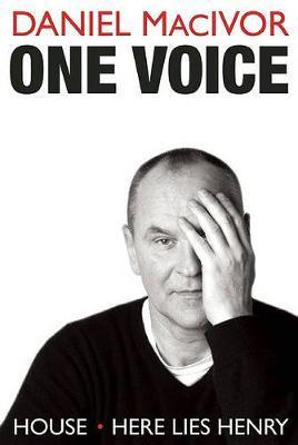 One Voice by Daniel MacIvor image