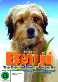 Benji on DVD image