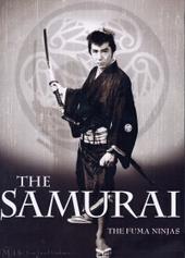 The Samurai - Series 4: The Fuma Ninjas (4 Disc Box Set) on DVD