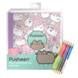 Pusheen The Cat - Colouring Book Set