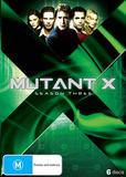 Mutant X - Season 3 (6 Disc Set) on DVD