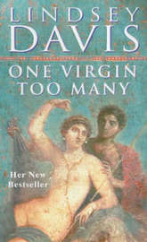 One Virgin Too Many by Lindsey Davis image