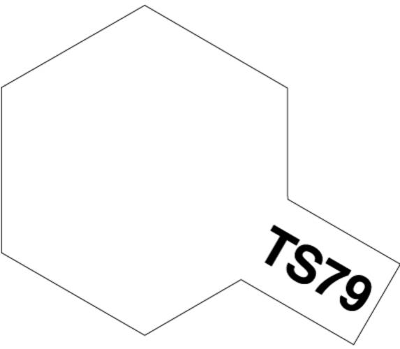Tamiya TS-79 Semi Gloss Clear -100ml Spray Can