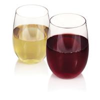 Flexi: Stemless Wine Glasses