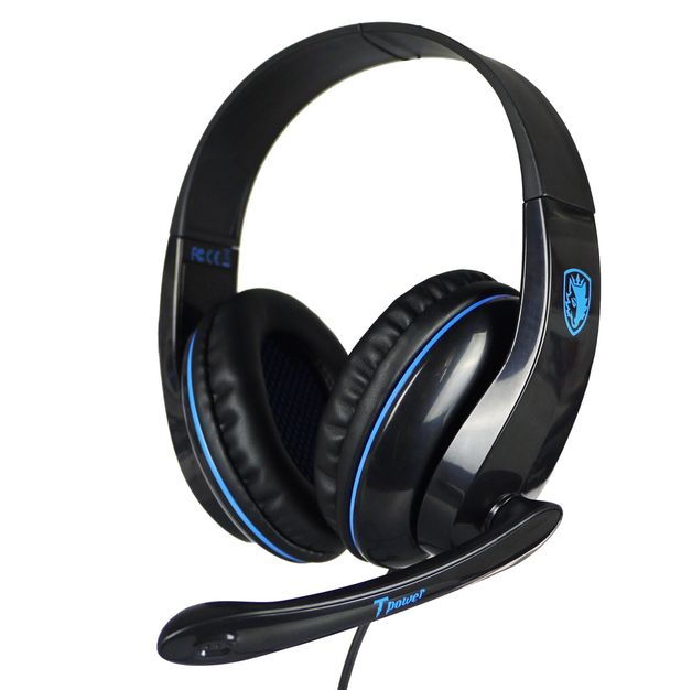 SADES T-Power Gaming Headset for PC