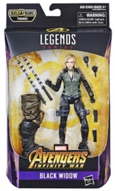 "Marvel Legends: Black Widow - 6"" Action Figure image"