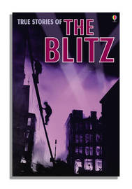 True Stories of the Blitz by Henry Brook image