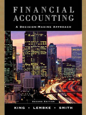 Financial Accounting by Thomas E. King image