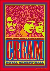 Cream - Royal Albert Hall London 2005 on DVD